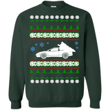 2nd gen mitsubishi eclipse ugly christmas sweater
