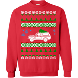 Ford Bronco Ugly Christmas Sweater Crewneck 1991