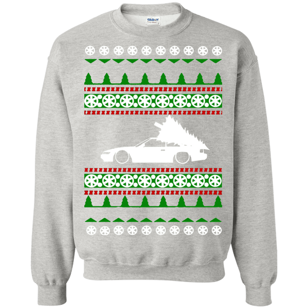 240SX s13 ugly sweater