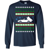 Mazda Miata Ugly Christmas Sweater long sleeve t-shirt