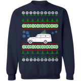 Volvo PV445 Ugly Christmas Sweater Sweatshirt