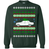 Mercedes 300D Ugly Christmas Sweater