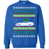 Ford Mustang Shelby GT350R ugly Christmas Sweater sweatshirt