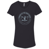 Tool and Dye Girls Forged gray logo t-shirt