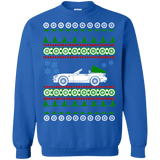 Fiat 124 Spider Ugly Christmas Sweater