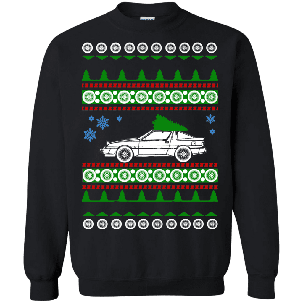 Chrysler Conquest TSI Ugly Christmas Sweater Crewneck sweatshirt