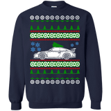 German Car 991 GT3 RS Porsche Ugly Christmas Sweater sweatshirt