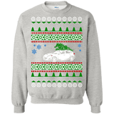 Mazda speed 3 ugly christmas sweater sweatshirt 3/4 view