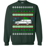 Volvo 245 Wagon ugly Christmas sweater