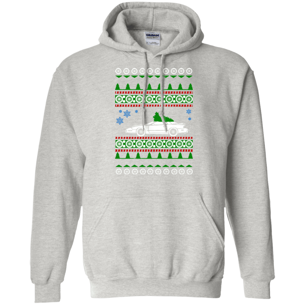 Pontiac Trans Am Ugly Christmas Sweater Hoodie