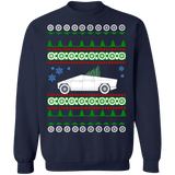 Electric Truck like Tesla CyberTruck Ugly Christmas Sweater Sweatshirt