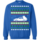 Subaru Hawkeye ugly christmas sweater sweatshirt