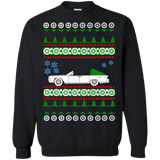 Lincoln Continental Convertible Ugly Christmas Sweater sweatshirt