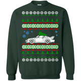 Porsche 993 911 Ugly Christmas Sweater sweatshirt