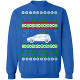 Ford Fiesta ST 4 Door 2015 ugly Christmas sweater sweatshirt sweatshirt