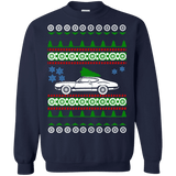 Oldsmobile 442 Ugly Christmas Sweater