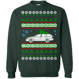 BMW E39 2003 Wagon Ugly Christmas Sweater sweatshirt
