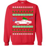Volvo P1800 1967 Ugly Christmas Sweater sweatshirt