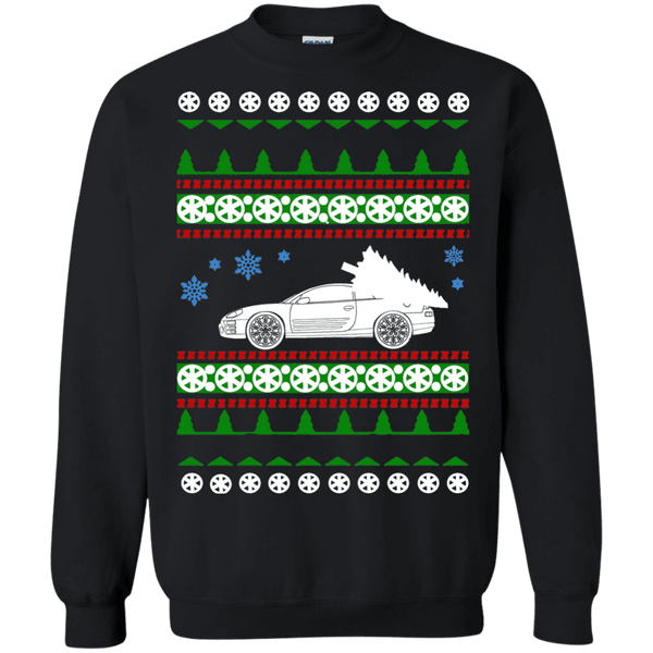 Mitsubishi Eclipse 3 Ugly Christmas Sweater