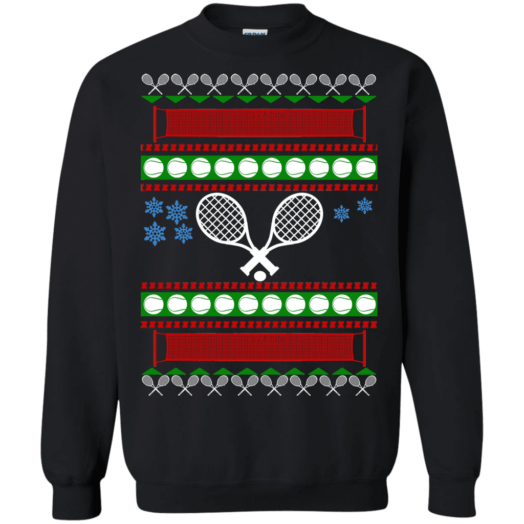 Tennis Ugly Christmas Sweater V2 sweatshirt
