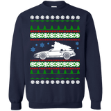 Nissan 300zx ugly christmas sweater