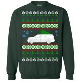 Chevy suburban ugly christmas sweater