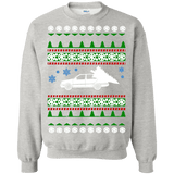 VW mk3 Jetta Ugly Christmas Sweater