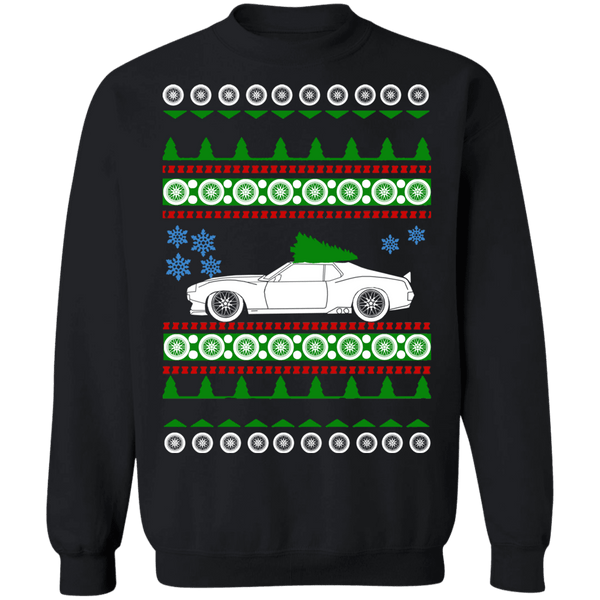AMC Javelin Ugly Christmas Sweater