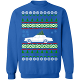 Chevy Malibu Sedan 4th Generation Ugly Christmas Sweater Sweatshirt