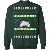 BMW Dual Sport GS 1200 ugly christmas sweater
