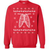 X-ray Technician Ugly Christmas Sweater ribs sweatshirt