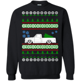Chevy C10 Fleetside Short Box Ugly Christmas Sweater 1971 sweatshirt