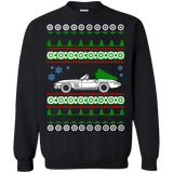 Corvette C2 ugly Christmas Sweater