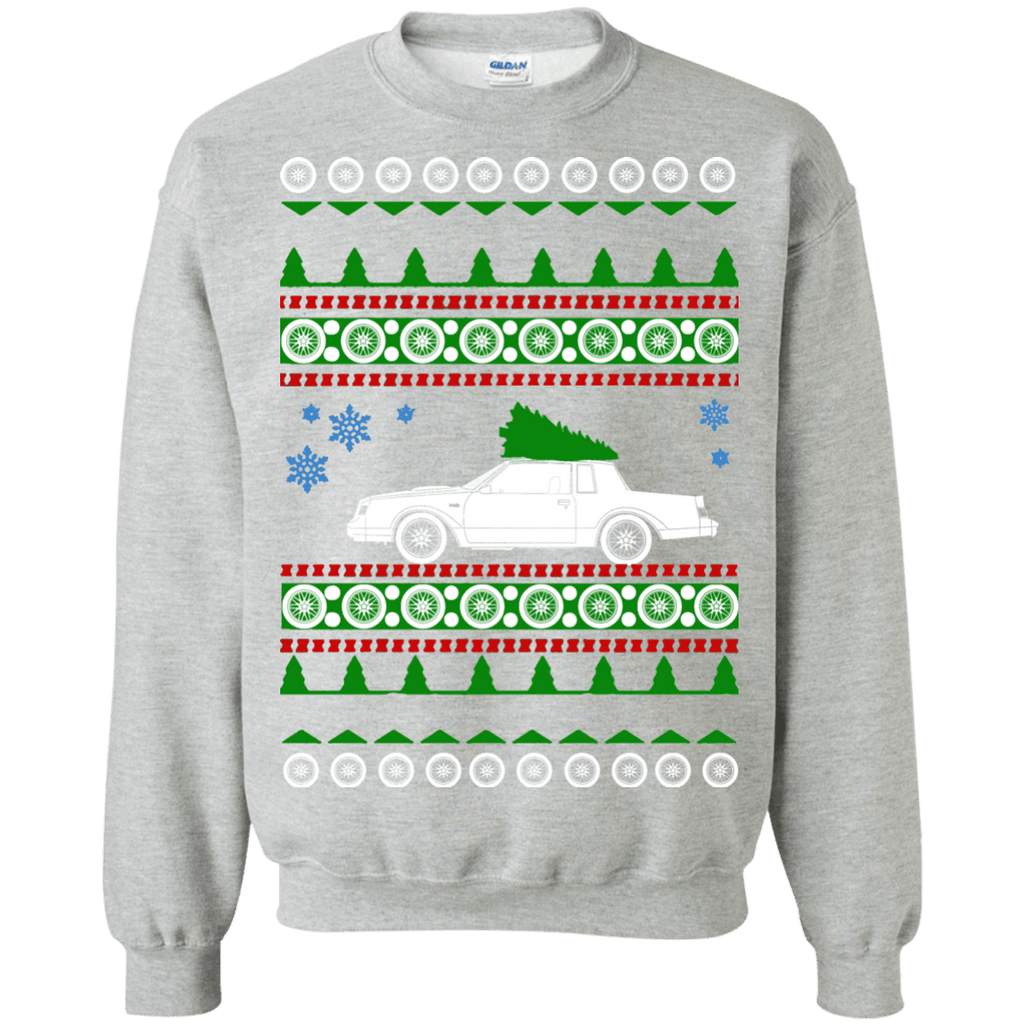 Buick Grand National Ugly Christmas Sweater sweatshirt