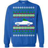 Pontiac Grand Prix 1972 Ugly Christmas Sweater