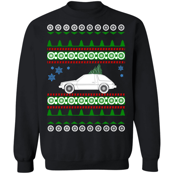 AMC Pacer 1976 Ugly Christmas Sweater