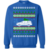 Volvo XC90 2007 Ugly Christmas Sweater sweatshirt