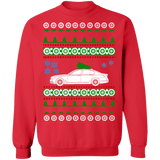 German Car Ugly Christmas Sweater BMW 7 Series sweatshirt