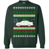 Avalanche 2007 Chevy Truck Ugly Christmas Sweater