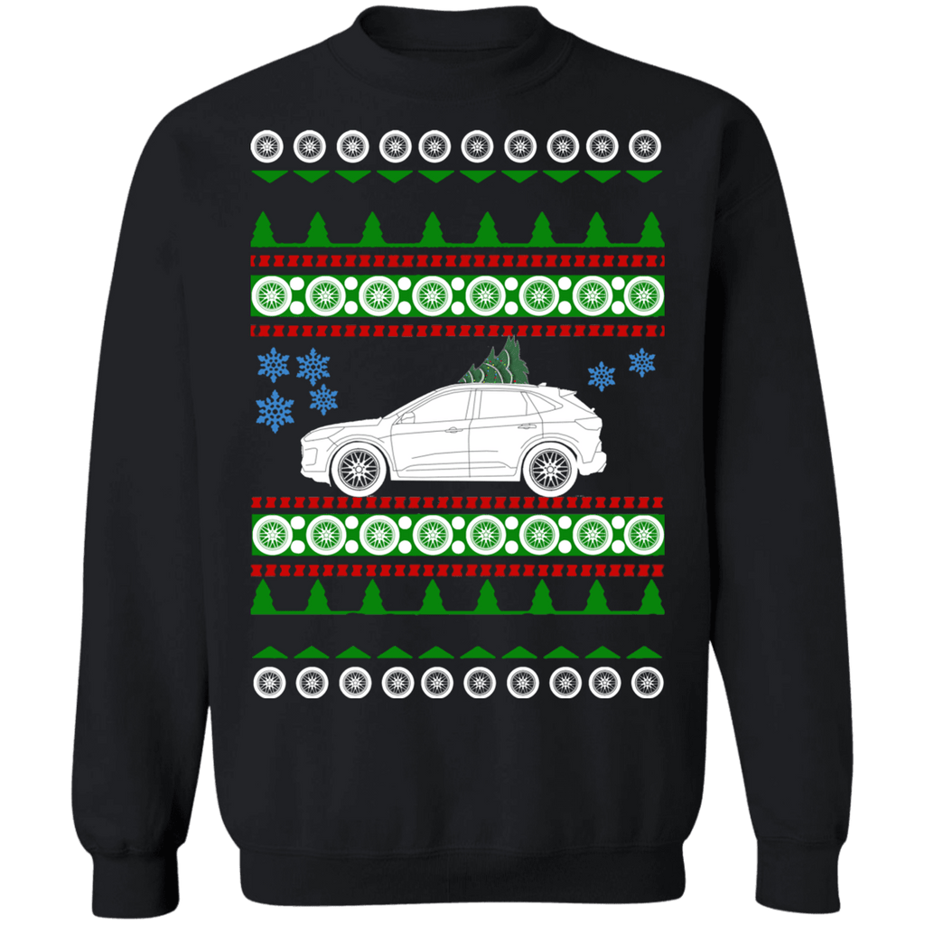 SUV 2020 Ford Escape ugly christmas sweater sweatshirt 4th gen