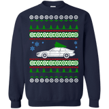 German Car BMW 850csi Ugly Christmas Sweater 850
