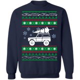 Truck Ford Bronco Ugly Christmas Sweater Sweatshirt