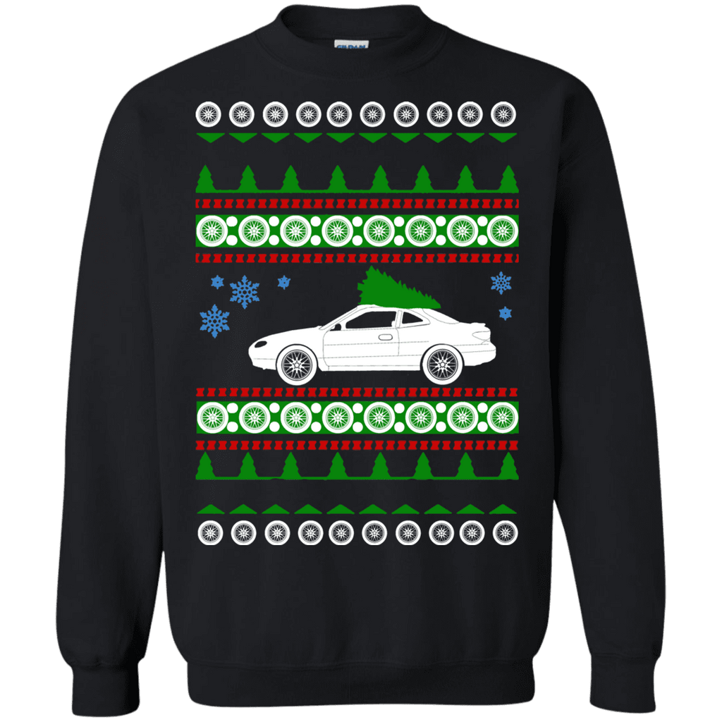 Ford Escort ZX2 Ugly Christmas Sweater sweatshirt