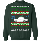 German Car like 1964 BMW 700 Ugly Christmas Sweater Sweatshirt