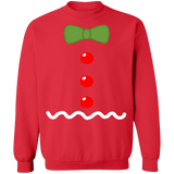 Funny Gingerbread man Ugly Christmas Sweater sweatshirt