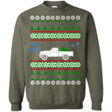 Ford Lightning F150 Truck SVT 1995 Ugly Christmas Sweater sweatshirt