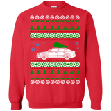 German Car Audi A4 B6 ugly christmas sweater
