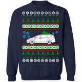 Minivan Ugly Christmas Sweater Chrysler Pacifica 2018 sweatshirt