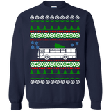 Bus Driver City Bus Ugly Christmas Sweater sweatshirt