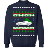 Viper 2nd Generation Ugly Christmas Sweater Sweatshirt Green Tree sweatshirt